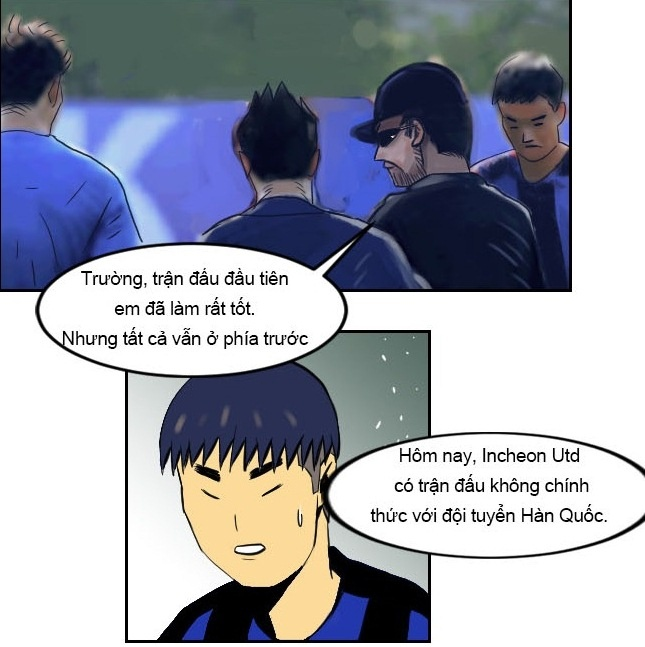 Webtoon Xuan Truong tuc gian vi dinh kien cau thu thuong mai hinh anh 11