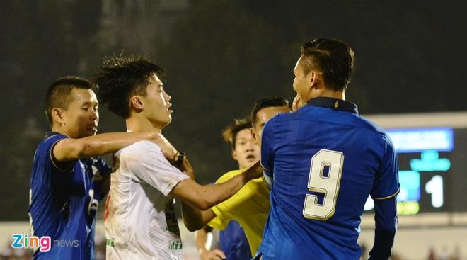 U21 HAGL thua U21 Thai Lan 0-1 anh 2