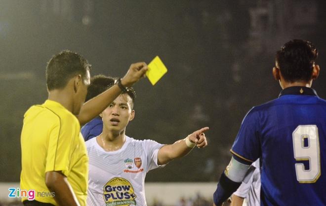 U21 HAGL thua U21 Thai Lan 0-1 anh 3