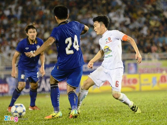 Tran U21 HAGL vs U21 Viet Nam anh 1