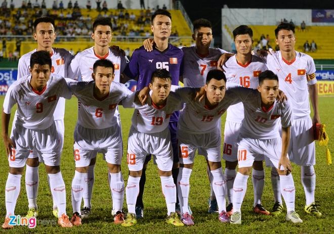 Tran U21 HAGL vs U21 Viet Nam anh 2