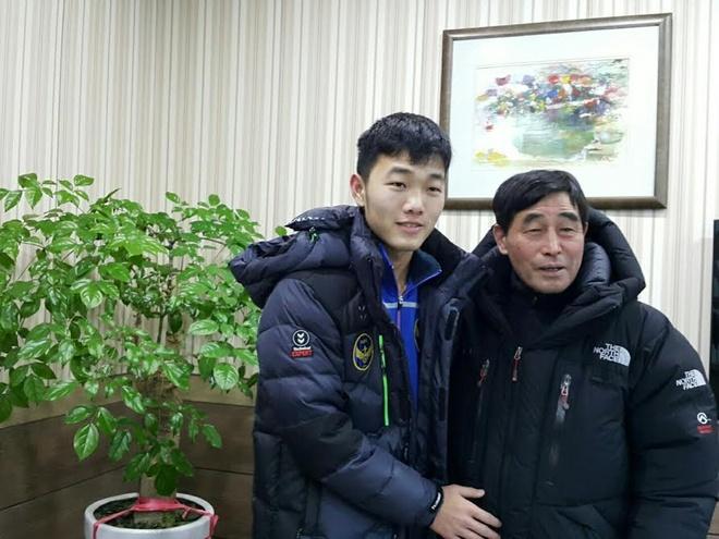 Anh Tai sang Han Quoc thi dau anh 1