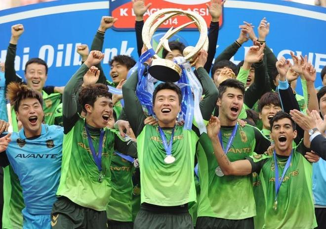 Doi bong Xuan Truong cung cac CLB K.League vat va kiem tien hinh anh 2