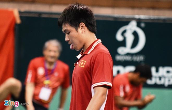 Viet Nam tam hoa Hong Kong tai Davis Cup hinh anh 1