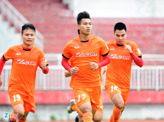 HLV Huu Thang mong U23 Viet Nam tao niem tin noi khan gia hinh anh 1