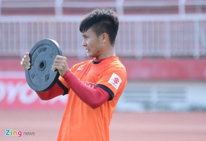 U23 Viet Nam met nhoai tap bat nhay, nang ta hinh anh 3