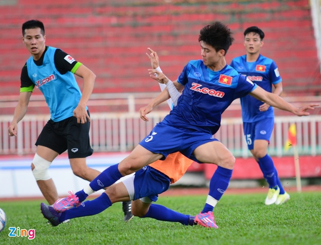 Cong Phuong, Tuan Tai an y tren hang cong U23 Viet Nam hinh anh 7