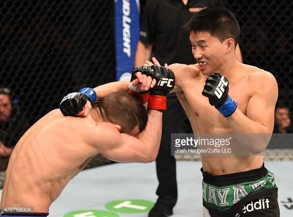 Vo si UFC goc Viet chia se kinh nghiem voi nguoi ham mo hinh anh 1