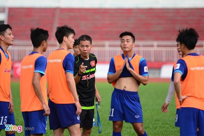Cong Phuong, Tuan Tai an y tren hang cong U23 Viet Nam hinh anh 8