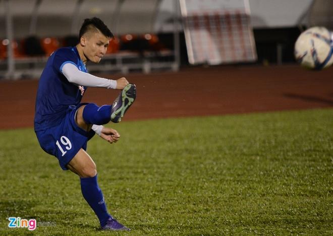 U23 Viet Nam tap chieu 5/2 anh 1