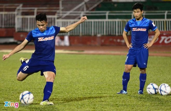 U23 Viet Nam tap chieu 5/2 anh 3