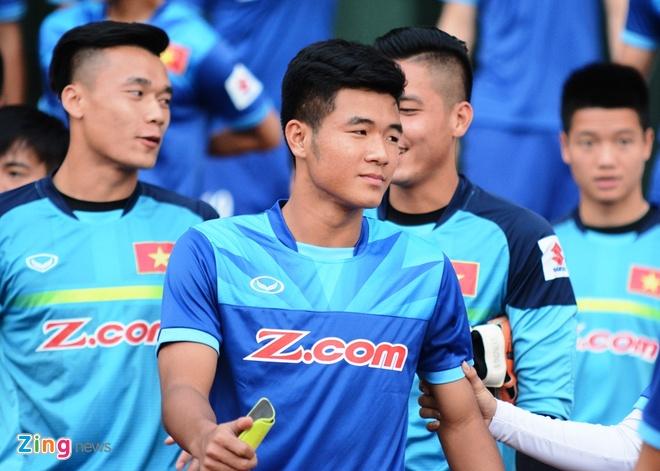 U23 Viet Nam tap chieu 5/2 anh 5