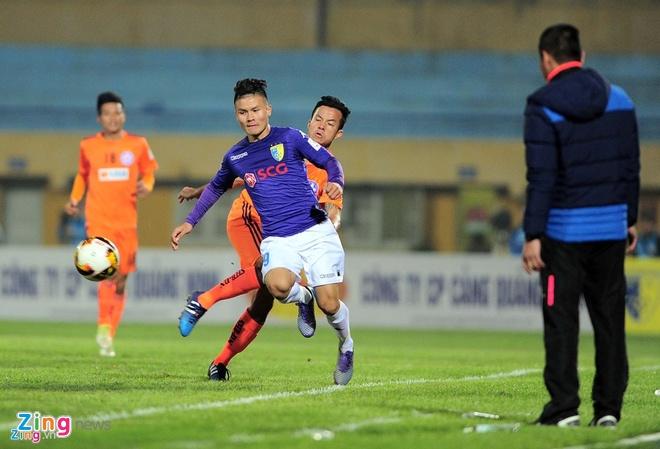 Dau an cua Cong Phuong, Quang Hai o vong 5 V.League hinh anh 1