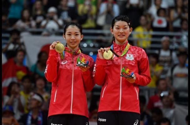 Nu VDV Nhat vo dich Olympic 2016 tranh tai tai TP.HCM hinh anh