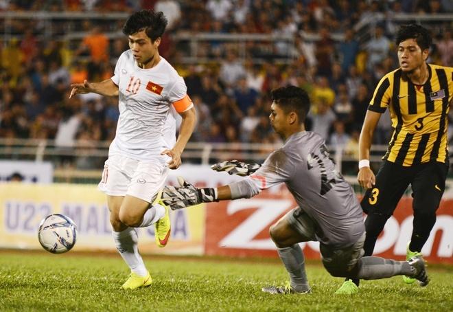 U23 Viet Nam co the gap Nhat Ban o vong loai chau A hinh anh