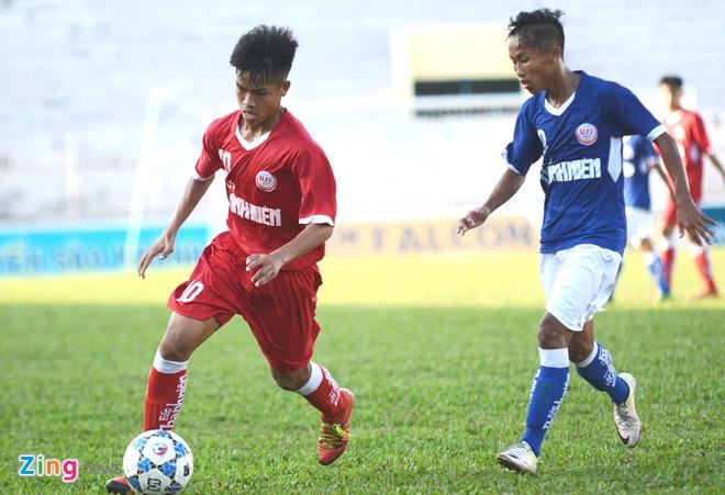 U19 Viettel thang Hue 3-2 anh 1