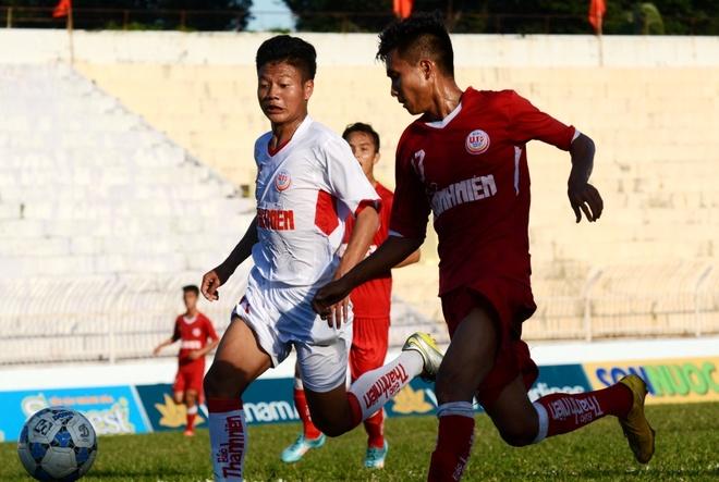U19 Viettel khong nuong chan truoc U19 Binh Dinh hinh anh