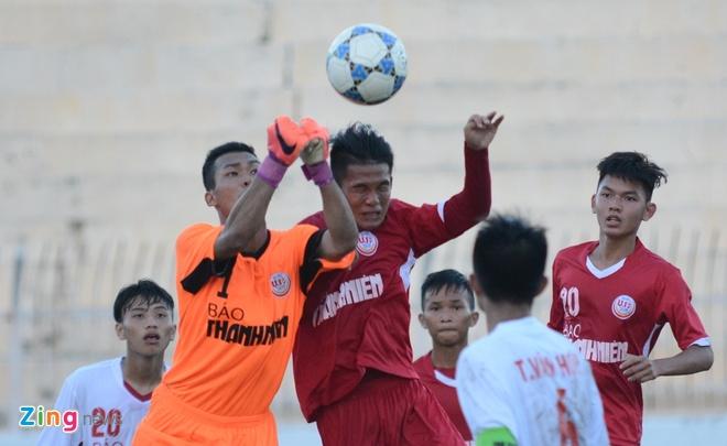 U19 Viettel khong nuong chan truoc U19 Binh Dinh hinh anh 1