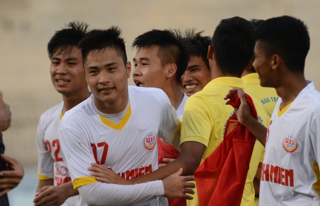 Co chi vien tu U20, Ha Noi nguoc dong vo dich U19 quoc gia hinh anh