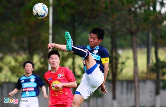 Dan em Cong Phuong thua dam U18 Mito Hollyhock hinh anh 2