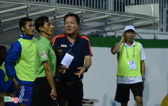 Quang Nam thua HAGL 0-1 anh 1