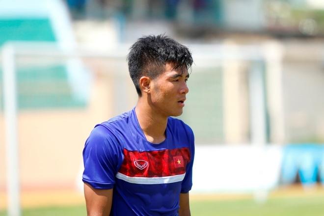 HLV Le Huynh Duc che tru cot cua U20 Viet Nam hinh anh