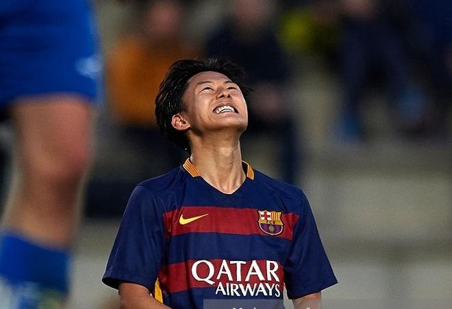 'Messi Han Quoc' muon doi nha vao chung ket U20 the gioi hinh anh
