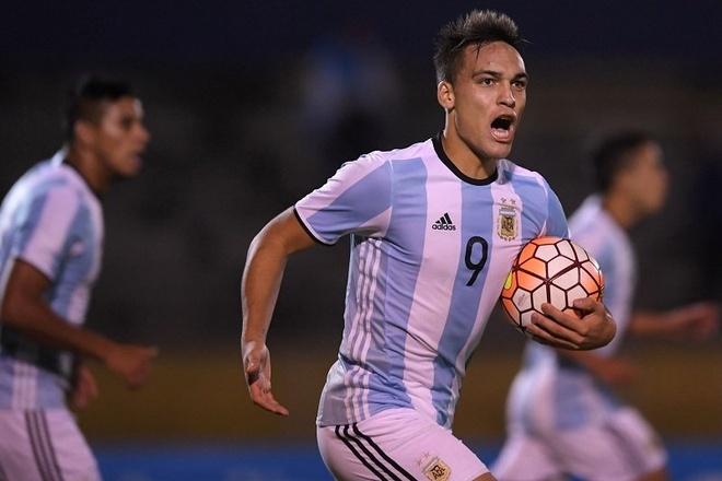 Tien dao Gonzalo: 'U20 Argentina co nhung ca nhan xuat sac' hinh anh