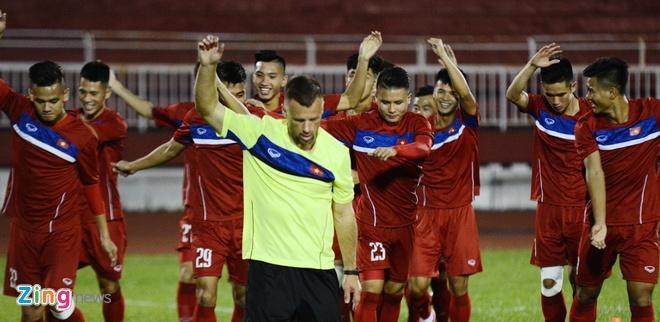 'U20 Viet Nam yeu nhung van co the lam nen dieu dac biet' hinh anh 1