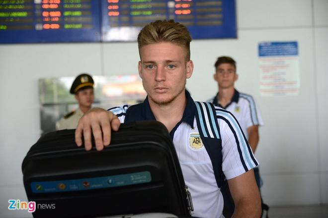 U20 Argentina danh gia cao U20 Viet Nam anh 1