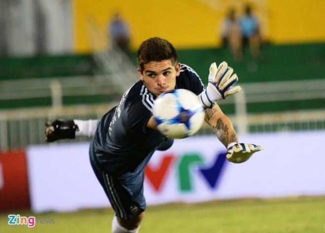 Bai tap la cua U20 Argentina truoc tran gap U20 Viet Nam hinh anh 4