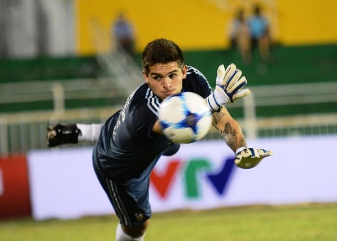 Bai tap la cua U20 Argentina truoc tran gap U20 Viet Nam hinh anh