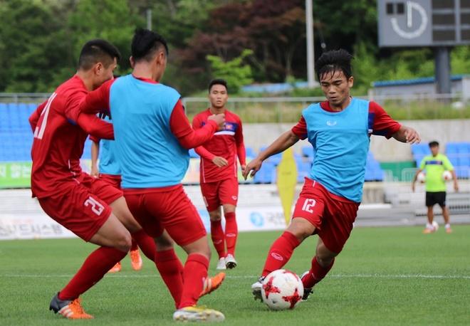 U20 Viet Nam tap tan cong, dut diem truoc tran gap Vanuatu hinh anh 2