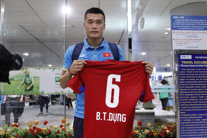 'Nguoi nhen' Tien Dung giup U20 Viet Nam lam nen lich su hinh anh 1