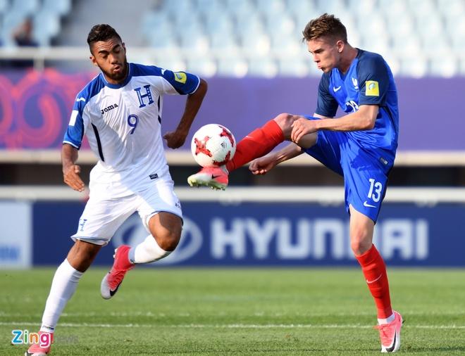 U20 Honduras bi quan truoc U20 Viet Nam anh 1