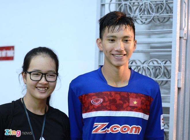 Doan Van Hau nhan loi khuyen tu Thanh Luong khi len DTQG hinh anh 1