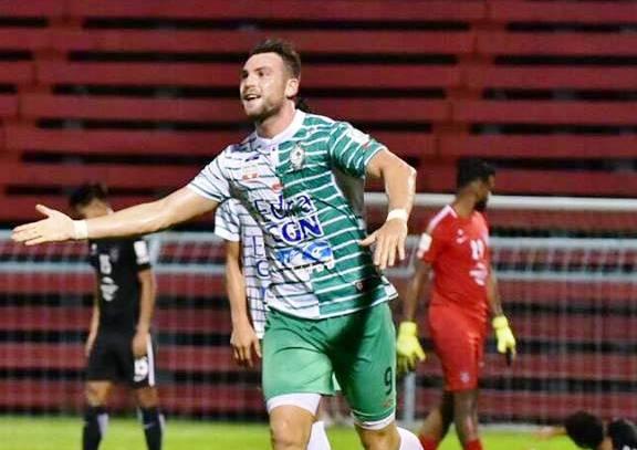 Cuu tien dao V.League: 'U22 Malaysia la doi thu dang gom' hinh anh