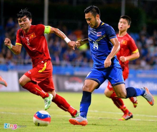 U22 Viet Nam gap Thai Lan o luot cuoi vong bang SEA Games hinh anh 1