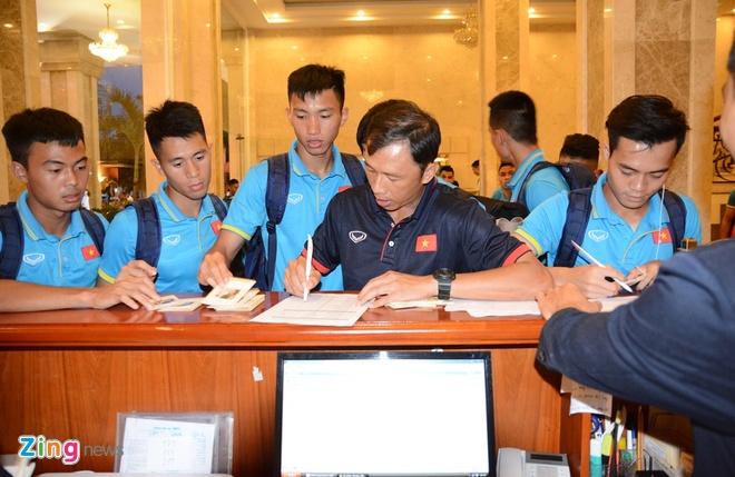Xuan Truong cuoi tuoi khi hoi quan cung U22 Viet Nam hinh anh 4