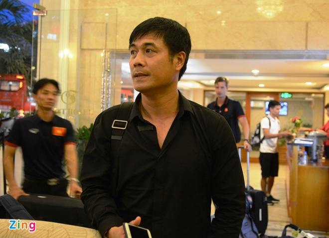 Xuan Truong cuoi tuoi khi hoi quan cung U22 Viet Nam hinh anh 6