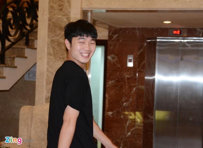 Xuan Truong cuoi tuoi khi hoi quan cung U22 Viet Nam hinh anh 2