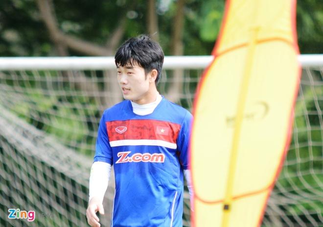 Xuan Truong ay nay voi CLB Gangwon vi SEA Games hinh anh 1