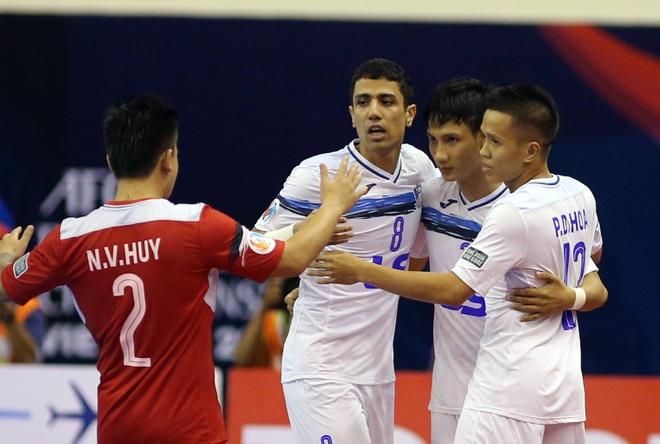Thai Son Nam thang 9-2 tai giai futsal cac CLB chau A hinh anh