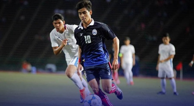 'U22 Viet Nam khong the xem thuong Campuchia o SEA Games' hinh anh 1