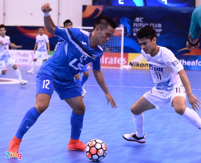 Thai Son Nam thua 0-6 truoc doi bong Thai Lan hinh anh 2