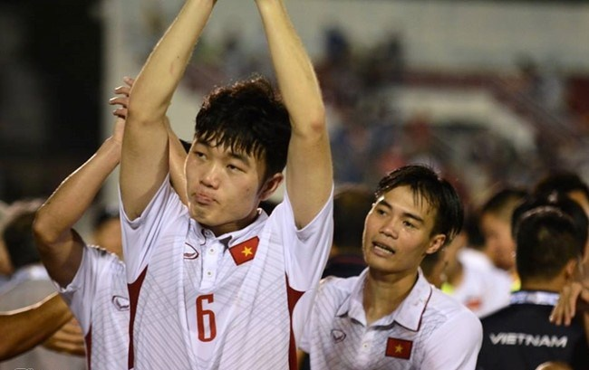 U22 Viet Nam gap Thai Lan o luot cuoi vong bang SEA Games hinh anh
