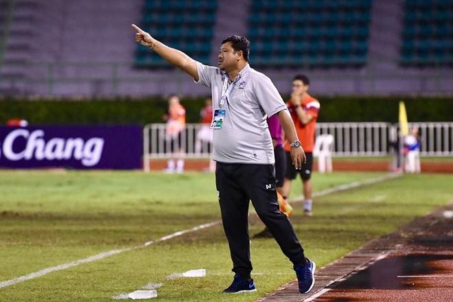 HLV U22 Thai Lan: 'Chung toi se gianh HCV SEA Games' hinh anh