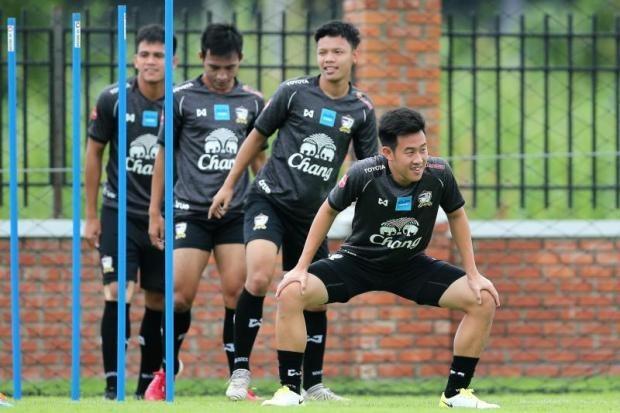 U22 Thai Lan chi tap mot tuan de san vang SEA Games hinh anh