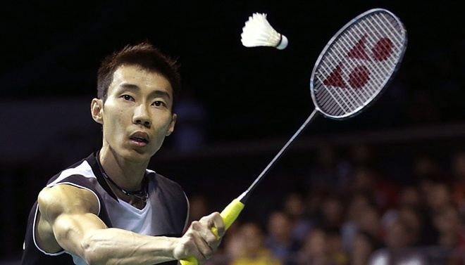Lee Chong Wei, Ratchanok khong du SEA Games 29 hinh anh