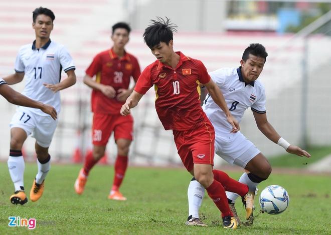 HLV U22 Myanmar: 'Chung toi du suc danh bai Thai Lan' hinh anh 1